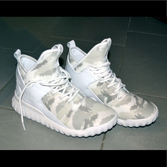 affordable price wide varieties utterly stylish Adidas Tubular X Camo
